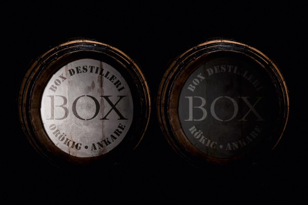 Box Single Malt Whisky / Grand