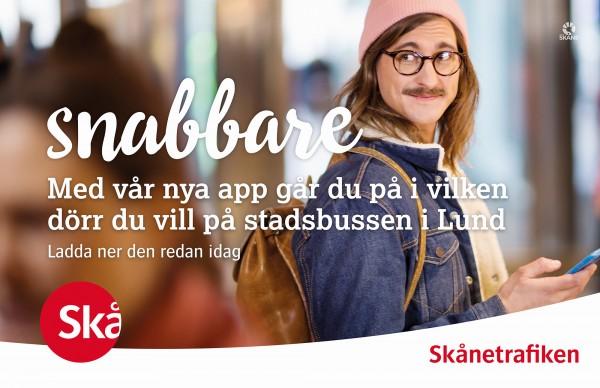 Skånetrafiken / Chimney Group