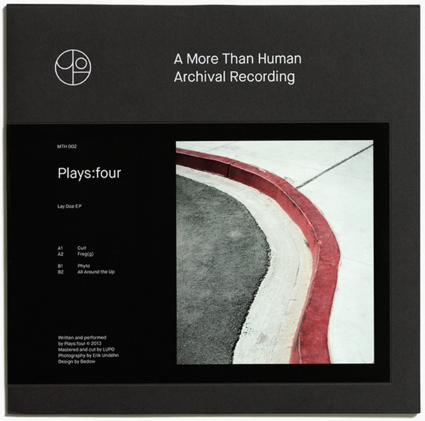 More Than Human Sleeve Photography / Bedow