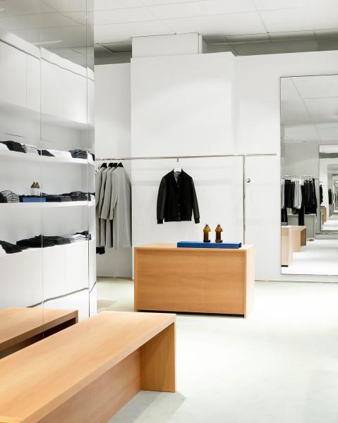Interior / BozarthFornell Architects