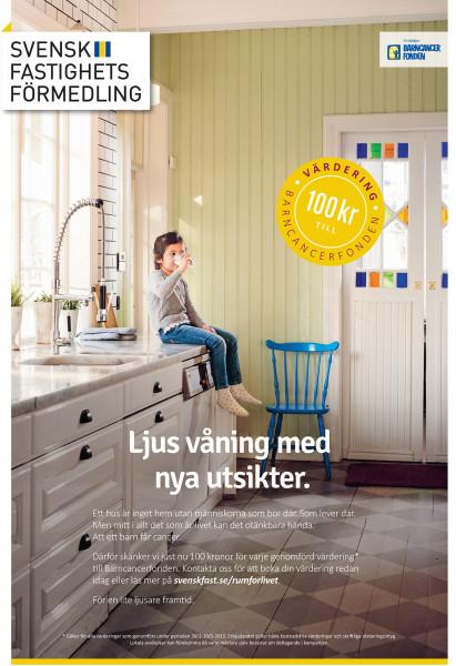Svenska Fastighetsförmedling / Acne Advertising
