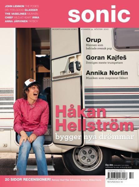 Håkan Hellström / Sonic