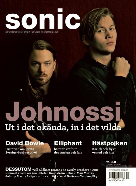 johnossi / Sonic