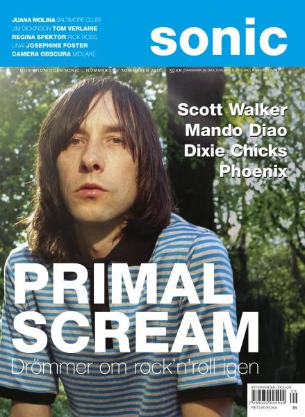 Primal Scream / Sonic