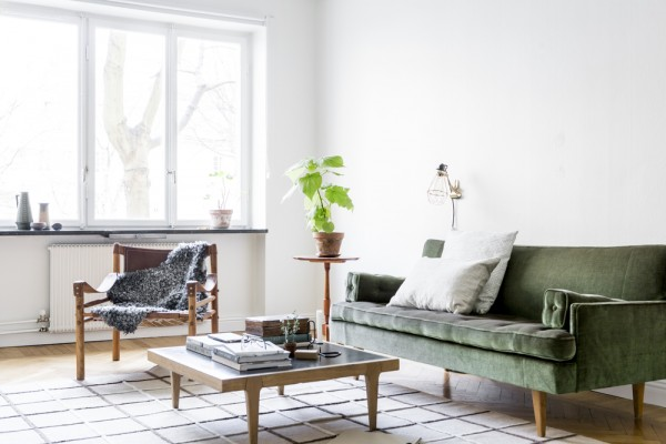 Livingroom Interior Silversaga Jessica Green