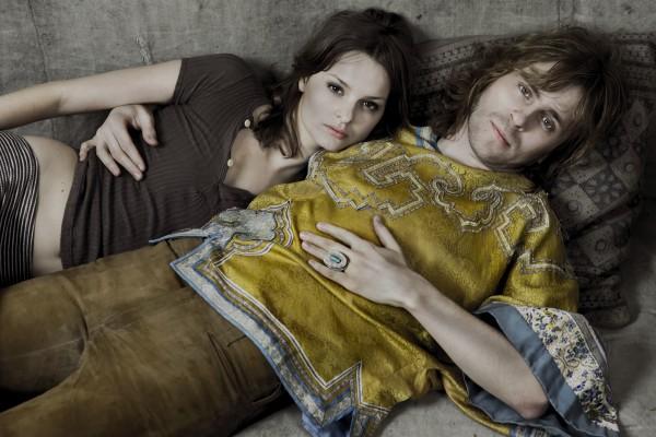Sverrir & Amy