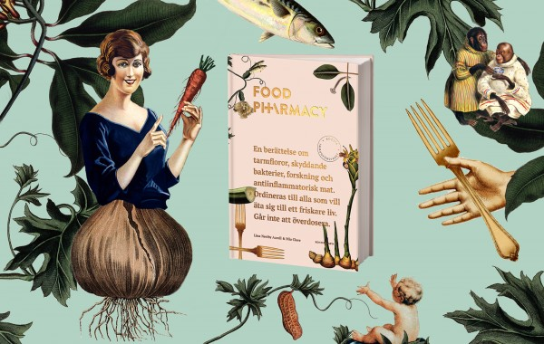 Book trailer Food Pharmacy