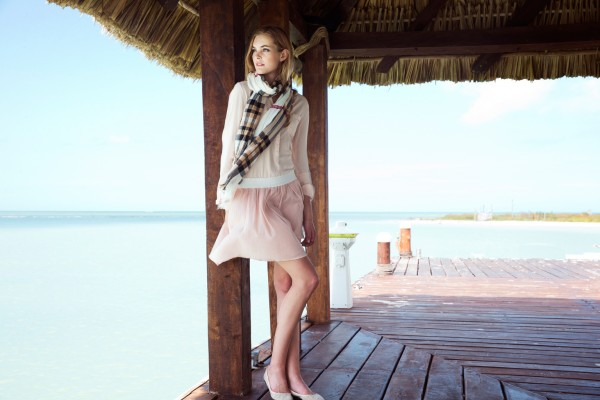 Peek and Cloppenburg campaign ss14