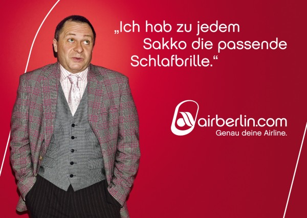 Air Berlin / DDB Düsseldorf
