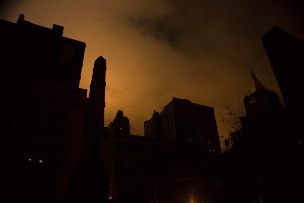 New York / The Day after Sandy