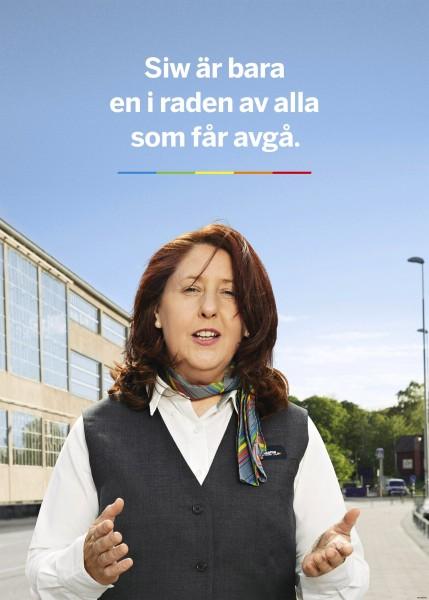 Flygbussarna / Acne