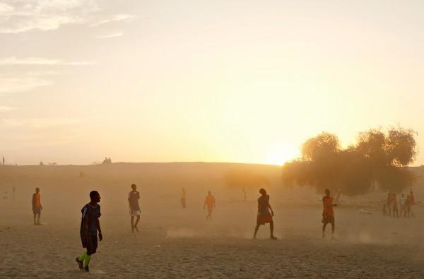 Sandscapes, Mali