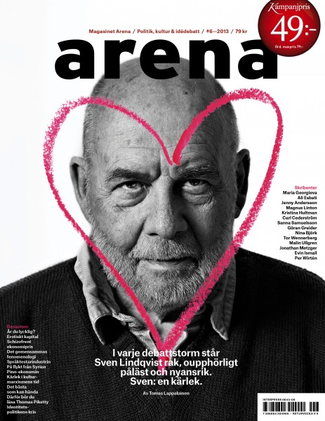 Sven Lindqvist / Arena