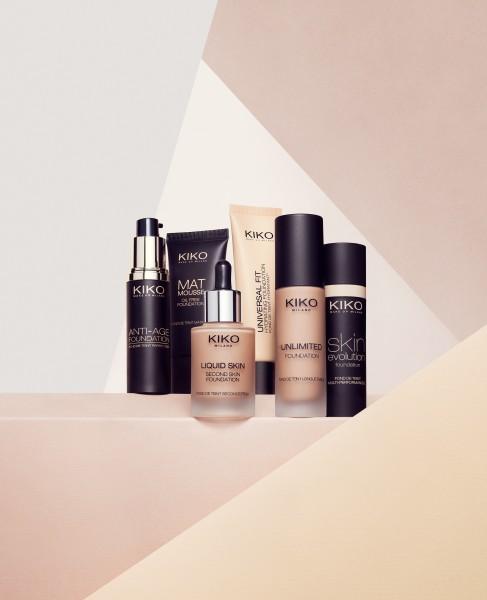 KIKO Cosmetics / Spring Studios