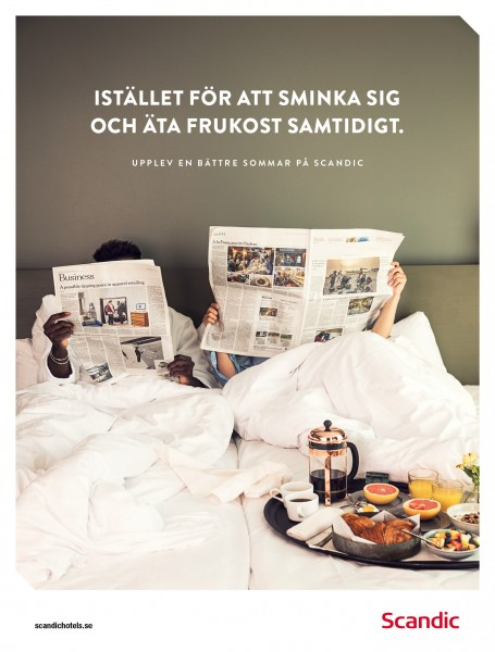 Scandic / Tillsammans STHLM