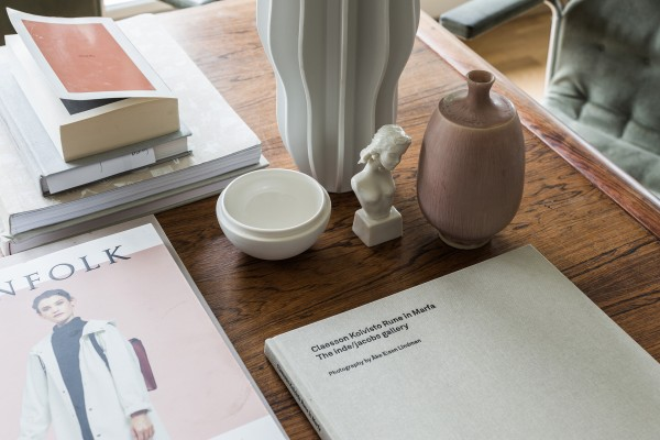 Hanna Nova Beatrice / Residence magazine