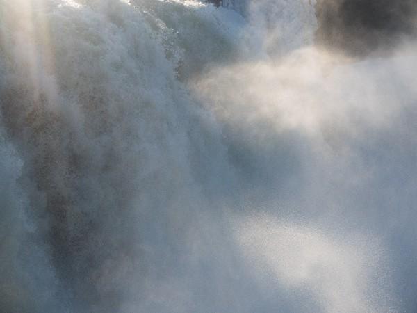 Ristafallet Hålland Jämtland