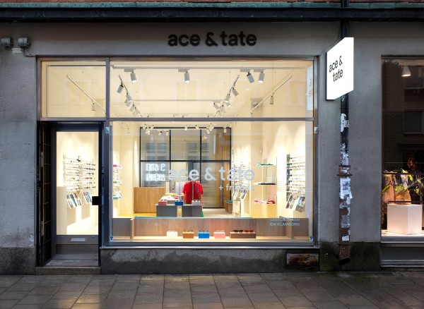 Ace & Tate Stockholm Store